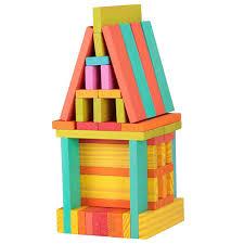 ensemble de cuisine en bois ensemble de cuisine en bois 5 jouet de construction en bois kapla