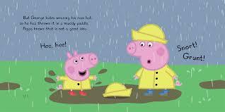 Peppa Pig 2017 Book Scholastic Canada Peppa Pig George Catches A Cold