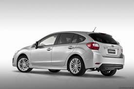 Subaru Impreza 2012 Brief About Model