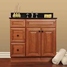 Finished Bathroom Ideas by Bathroom Exciting Brown Carved Wooden Bathroom Vanity Ideas With