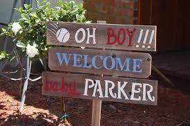 Welcome Baby Home Decorations Welcome Home Baby Yard Sign Baseball Baby Shower Sign