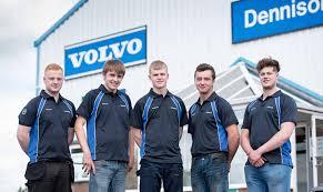 volvo truck parts dealer northern ireland volvo trucks dealer dennison commercials takes on