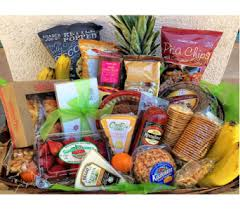 Snack Baskets Send Gourmet Snack And Fruit Baskets In Ontario California Ca