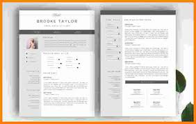 pages resume template 2 cv template theorynpractice