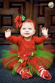 my christmas baby girl christmas tutu my husband would kill me but i so want to do this