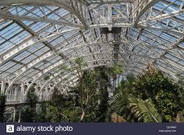 Royal Botanic Gardens Kew Richmond Surrey Tw9 3ab The Ironwork Of The Temperate House The Royal Botanic