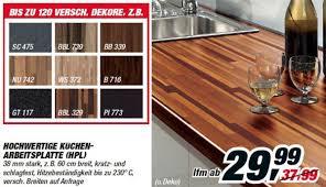 arbeitsplatte küche toom hochwertige küchen arbeitsplatte hpl toom ansehen