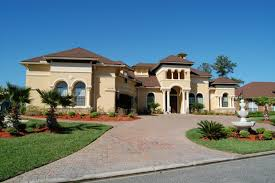 Florida Mediterranean Style Homes - orange park country club orange park fl fleming island fl