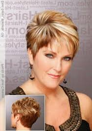 haircuts for 50 plus korte kapsels voor 50 plus short hair cuts pinterest shorter