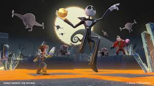 Halloween Jack Skeleton by Halloween Town Jack O Lanterns Disney Infinity Wiki Fandom