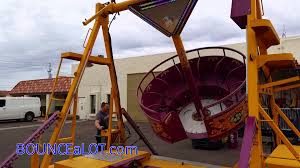 rent carnival rent carnival rides uproar carnival ride rental from sir bounce
