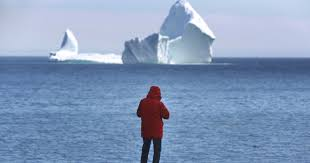 Breaks Away Iceberg With Size Of Wales Breaks Away From Antarctica