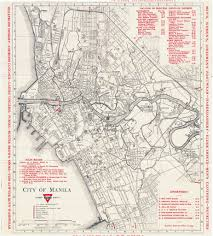 Old San Juan Map Complete Ymca 1934 Manila Map This Map Is In A Fold Up Poc U2026 Flickr