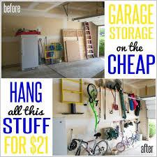 Cool Garage Storage 100 Best Garage Organization Images On Pinterest Garage