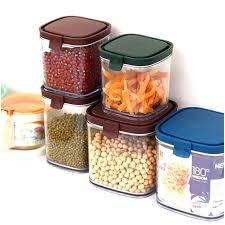 plastique cuisine boite plastique cuisine amazing boite rangement empilable