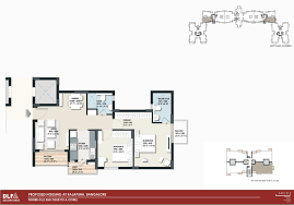 Dlf New Town Heights Floor Plan Dlf Maiden Heights Bangalore Discuss Rate Review Comment
