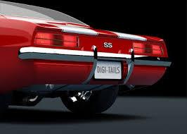 1969 camaro tail lights 1969 chevy camaro led tail light panels digi tails
