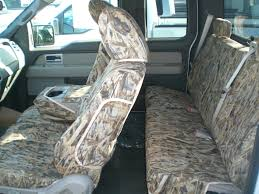 Camo Bench Seat Covers For Trucks F150 Rugged Fit Covers Custom Fit Car Covers Truck Covers