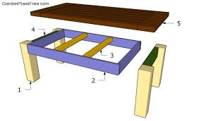 build a coffee table coffee table plans free garden plans how to build garden projects