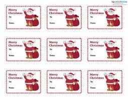 printable christmas gift tags lovetoknow