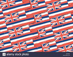 Hawaiian Flag State Flag Hawaii Hawaiian Banner Stock Photos U0026 State Flag Hawaii
