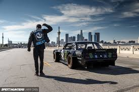 hoonigan mustang interior gymkhana seven how it all went down speedhunters