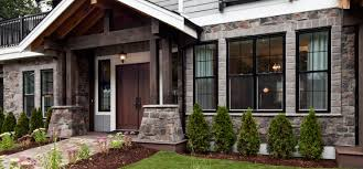 home exterior entrance tudor old country fieldstone cultured