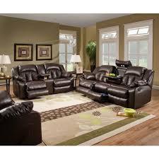 Simmons Recliner Sofa Simmons Upholstery Sebring Bonded Leather Motion Sofa