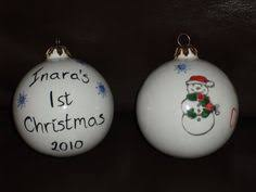 Baby S First Christmas Bauble Etsy by Personalised Tag Christmas Bauble By Glb Graphics