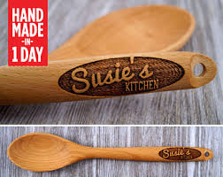 personalized spoons personalised wooden spoon engraved wooden spoon personalized