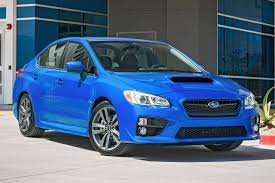 baja subaru wrx 2016 subaru wrx sedan pricing for sale edmunds