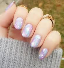 tie dye rainbow neon acrylic rave nails edm face melt