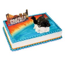 godzilla cake topper godzilla cake topper bling your cake