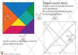tangram puzzle pet tangram puzzles difficult premium printable classroom