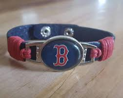 Boston Red Sox Home Decor Red Sox Etsy