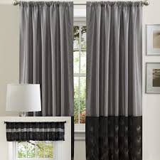 Thai Silk Drapes Beautiful Faux Silk Taffeta Curtains Home Decorations