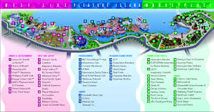 Epcot World Showcase Map Downtown Disney Map Disney World Resorts Map