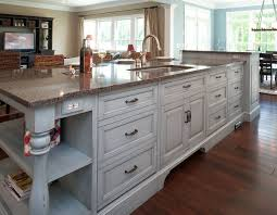 Kitchen Island With Butcher Block by Buy Kitchen Island With Sink Solid Light Oak Wood Counter Tops