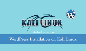 wordpress quick tutorial tutorial setup wordpress installation on kali linux