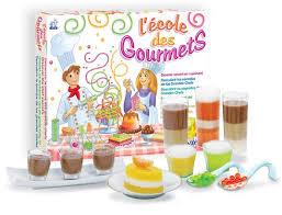 coffret cuisine enfant kit cuisine enfant sentosphere l ecole des gourmets 271 jeux