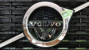 volvo logo chinese owned volvo goes electric ditches cars powered solely by
