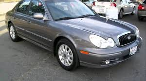 2004 hyundai sonata youtube