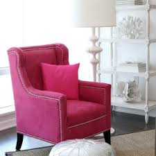 Pink Armchair Design Ideas Furniture Vivacious Aikia Furniture With Wooden Flooring And Bay