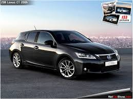2014 lexus is fully revealed 2014 lexus ct200h shows facelift at 2013 guangzhou show electric