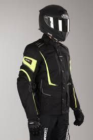 yellow motorcycle jacket ixs powell jacket black fluorescent yellow now 18 savings xlmoto