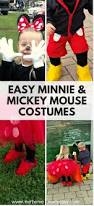 mickey mouse ears spirit halloween easy mickey u0026 minnie mouse halloween costumes mickey mouse