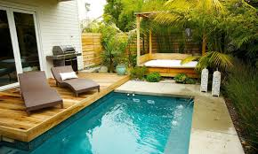 Tropical Backyard Designs Small Garden Is Tropical Oasis The San Diego Union Tribune