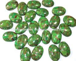turquoise stone copper turquoise green color stone semi precious natural stone