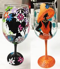 upcoming events wine glass painting 7 9 30pm 23 paint fun