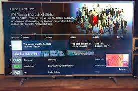 the first television with amazon fire tv built in is just fine
